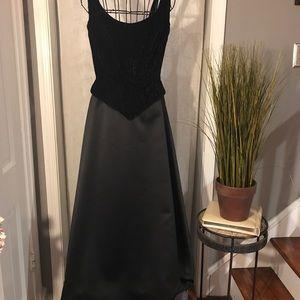 Vintage Scott McClintock evening gown